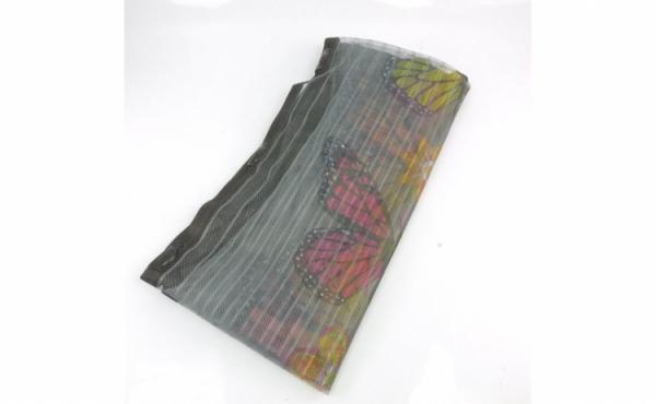 Perdea magnetica anti-insecte model colorat cu fluturi [3]