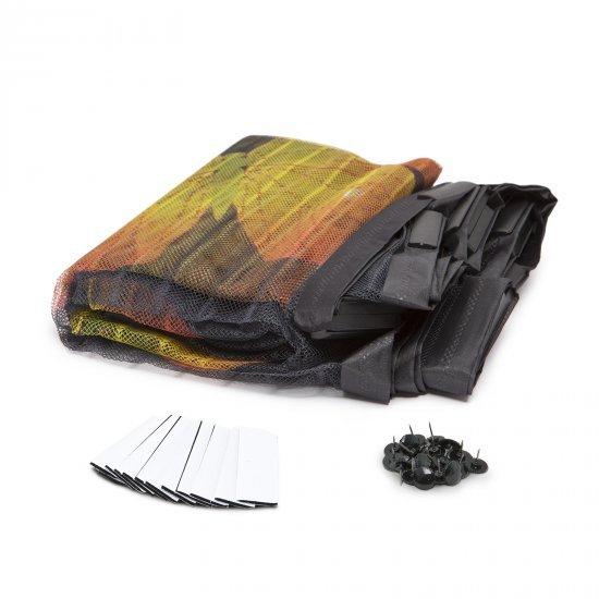 Perdea magnetica anti-insecte model colorat cu fluturi [2]