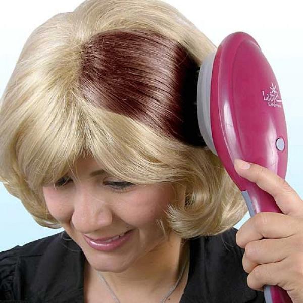 Perie automata pentru vopsit parul Hair Coloring Brush 4