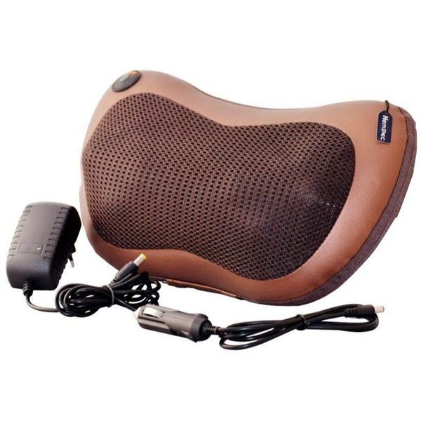 Perna de masaj cu bile Shiatsu si infrarosu CHM-8028 0