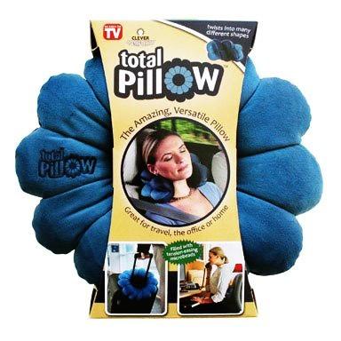 Perna modelabila pentru relaxare totala Total Pillow 0