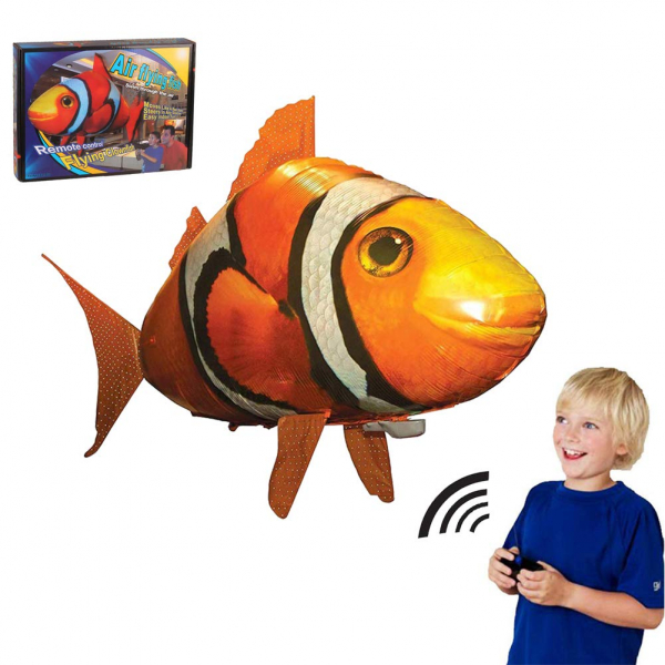 Peste zburator cu telecomanda Air Swimmers Nemo 0