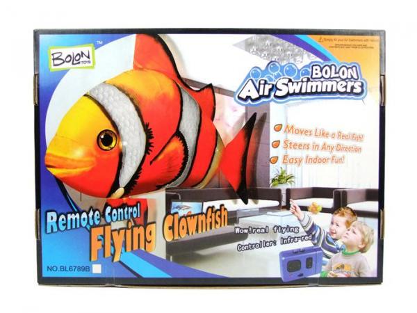 Peste zburator cu telecomanda Air Swimmers Nemo 4