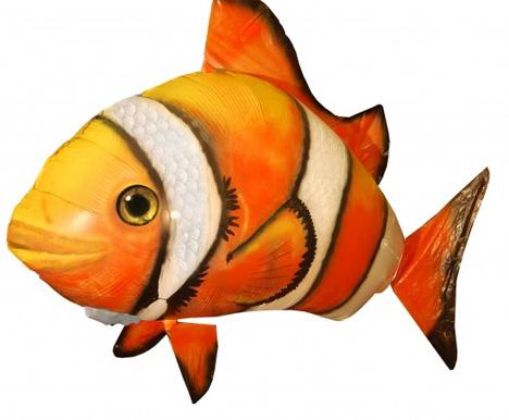 Peste zburator cu telecomanda Air Swimmers Nemo 2