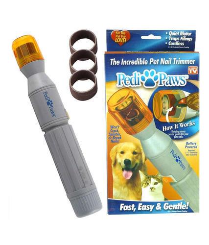 Pila electrica pentru unghiile animalelor Pedi Paws 0