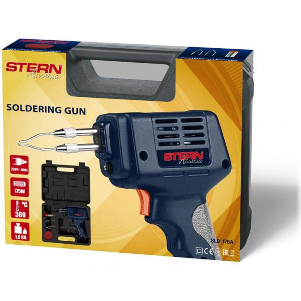 Pistol de lipit pentru fludor si cositor STERN SLD-175A 2