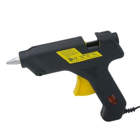 Pistol termic pentru lipit cu silicon la cald 60 watti 0