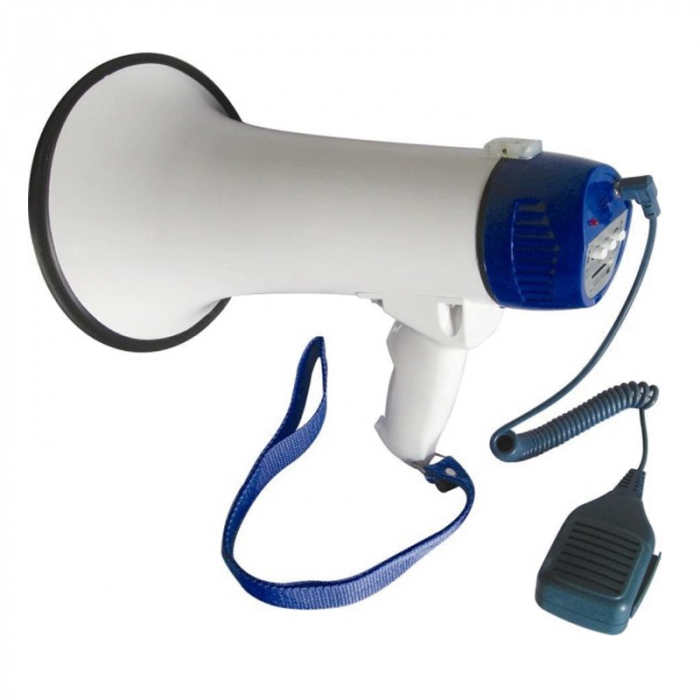 Portavoce portabila tip megafon cu microfon extern, XB-11S [0]