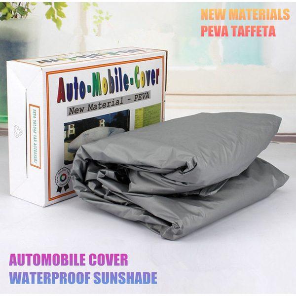 Prelata auto impermeabila si termoizolanta Auto-Mobile-Cover 1