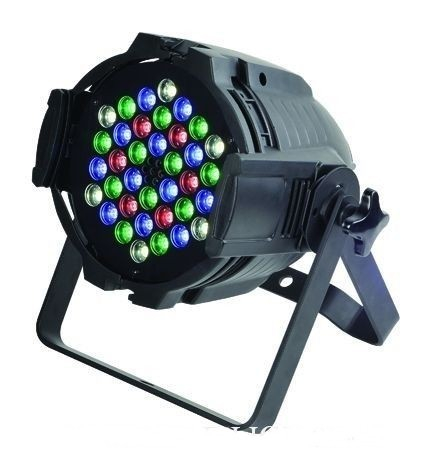 Proiector joc de lumini PAR 36 CH DMX Controller - RGB 3W 0
