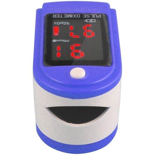 Pulsoximetru Contec CMS50DL de monitorizare a pulsului si a oxigenului din sange 0