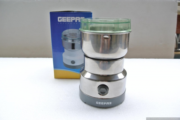 Rasnita electrica de cafea Geepas GCG1228 [1]