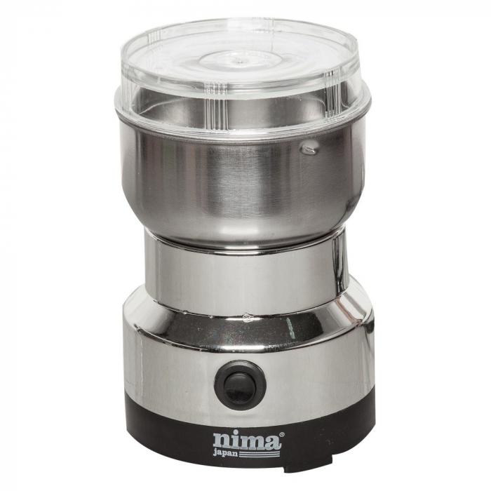 Rasnita electrica pentru cafea cu putere 200 Watt, Nima Japan NM-8300 1