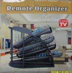 Organizator pentru telecomenzi Remote Organizer [0]