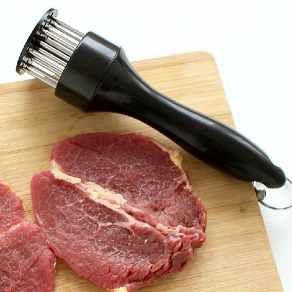 Aparat manual de fragezit carnea 20x5cm Meat Tenderizer 3