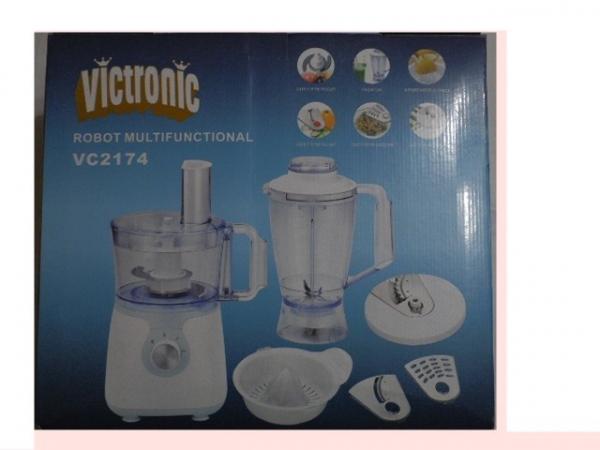 Robot pentru bucatarie profesional Victronic VC2174 0