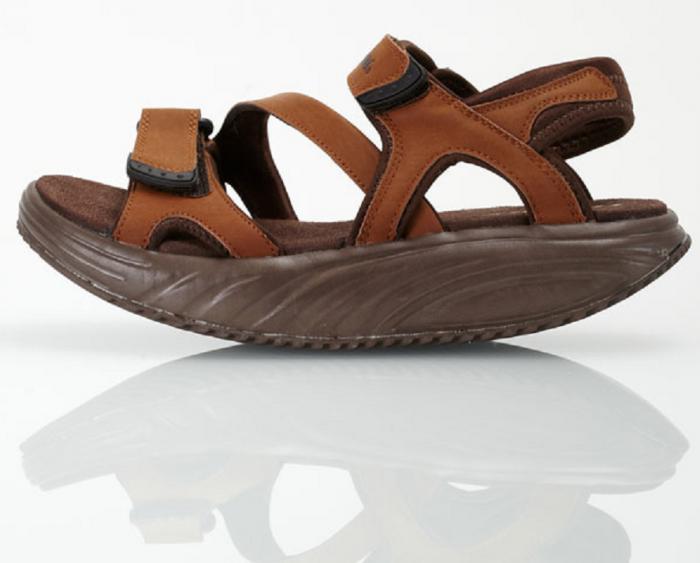 Sandale pentru bărbați de slăbit, FIT WALK [1]