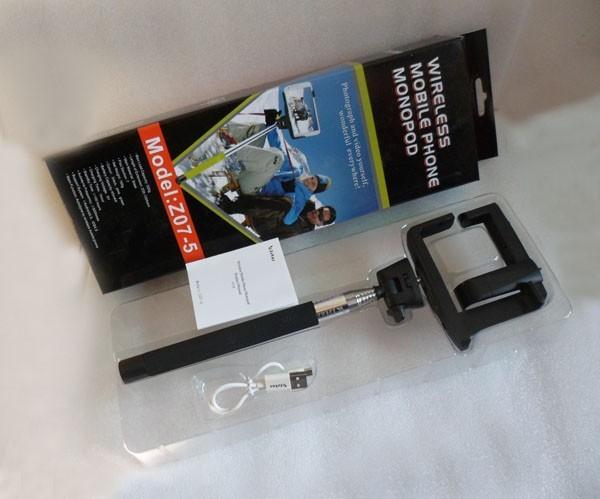 Selfie stick wireless cu declansator Z07-5 1