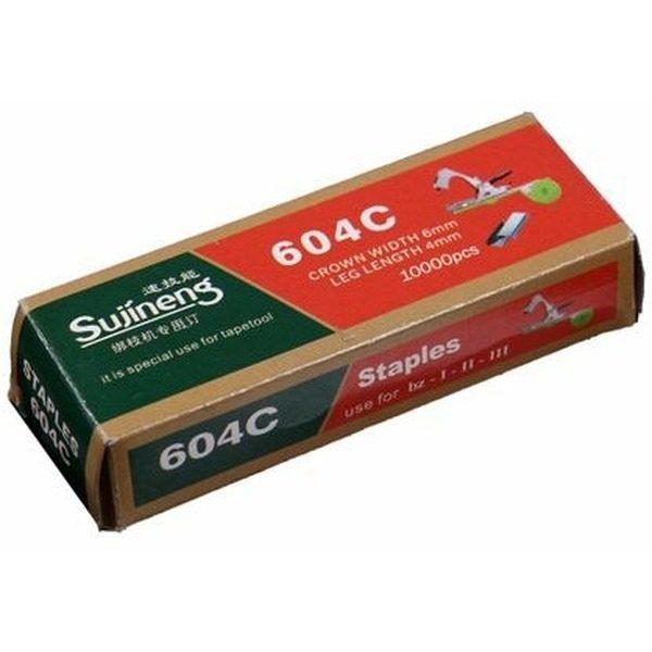 Set 10.000 capse bucati pentru aparat de legat via Sujineng 604C 0