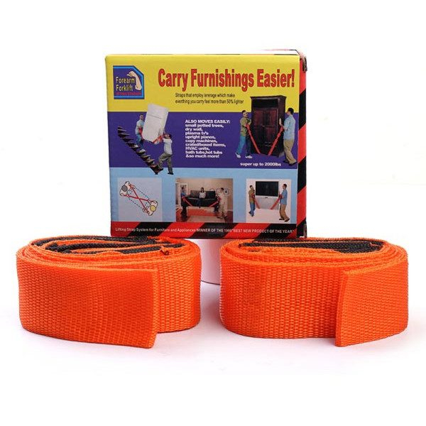 Set 2 curele pentru mutarea mobilierului Carry Furnishings 0