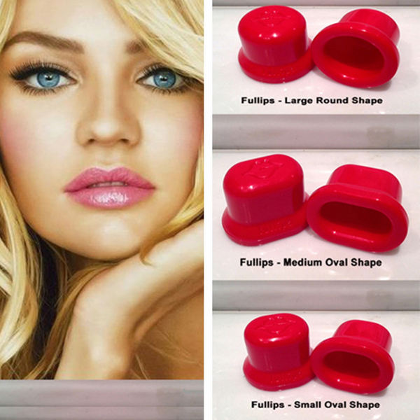 Set 3 dispozitive pentru marirea buzelor Fullips 0
