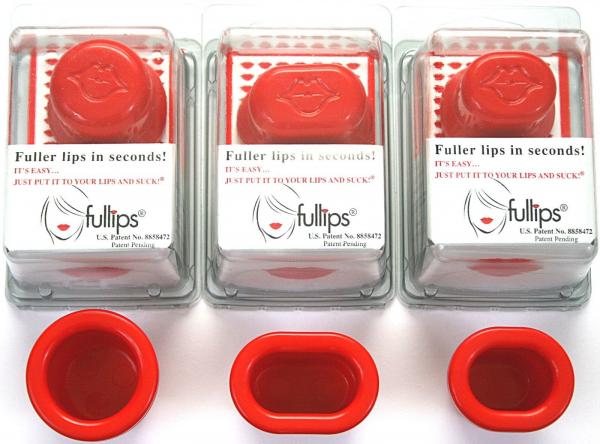 Set 3 dispozitive pentru marirea buzelor Fullips 4
