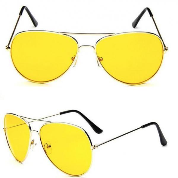 Set 2 perechi de ochelari pentru condus noaptea Night View [1]