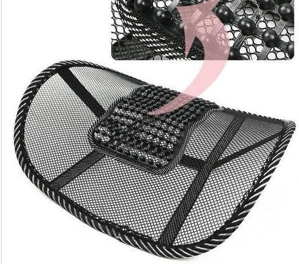 Set de 2 Perne pentru suport lombar pentru scaun fara dureri de spate 0
