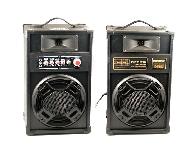 Set de Boxe audio active Temeisheng DP-2307 0
