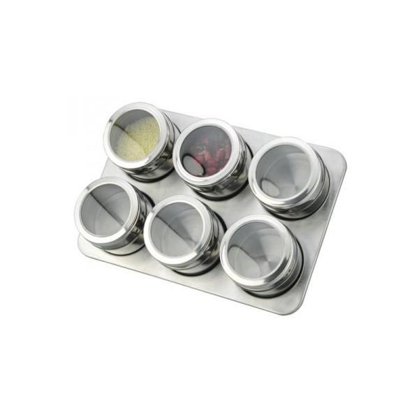 Set de solnite magnetice pentru condimente Grunberg GR 329 0