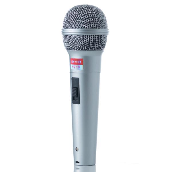 Set de 2 microfoane dinamice cu fir, 600 ohmi premium WG-119 3
