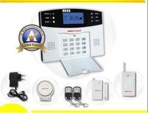 Sistem de alarma cu apelare GSM 0