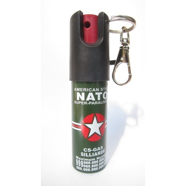 Spray Nato Paralizant de 20ml tip breloc 0