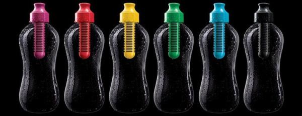 Sticla de apa cu filtru de carbon incorporat 0
