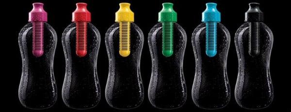Sticla de apa cu filtru de carbon incorporat [1]