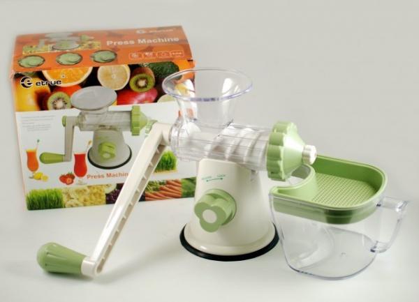 Storcator manual de fructe si legume 0