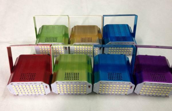 Stroboscop disco 36 LED-uri SMD 0