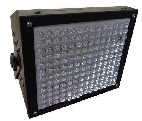 Stroboscop disco cu 168 leduri albe ultrabright 0
