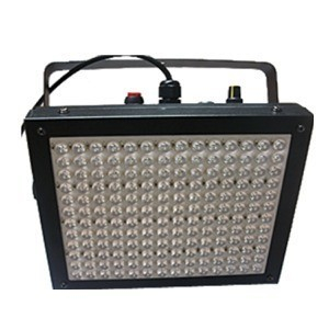 Stroboscop ultra bright disco cu 168 LED-uri color 0