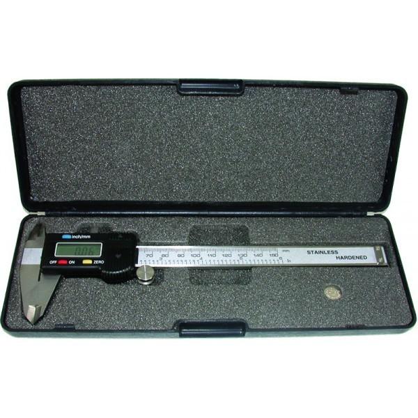 Subler electronic LCD cu carcasa din plastic 0