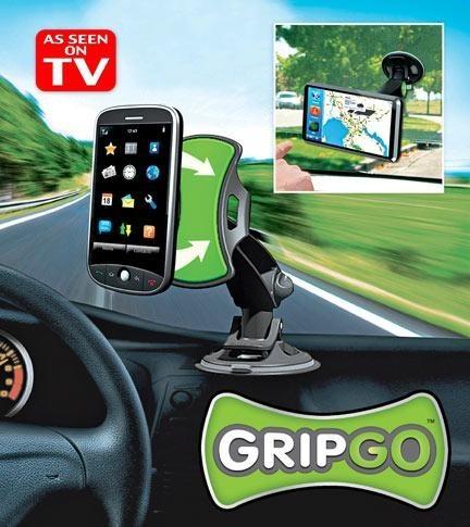 Suport auto pentru telefon mobil Apple iPhone GripGo 1