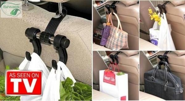 Suport auto Vehicle Hanger pentru tetiera masinii 0