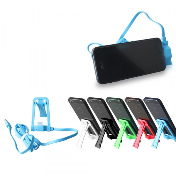 Suport birou telefon mobil Dock 2-in-1 0