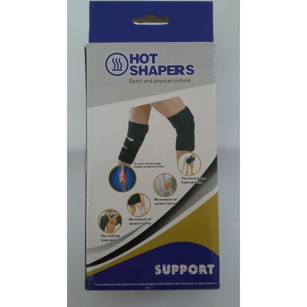 Suport magnetic de neopren pentru genunchi cu turmalina 0