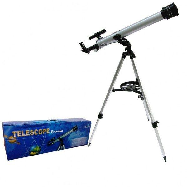 Telescop astronomic cu trepied reglabil Power Telescope F70060 0