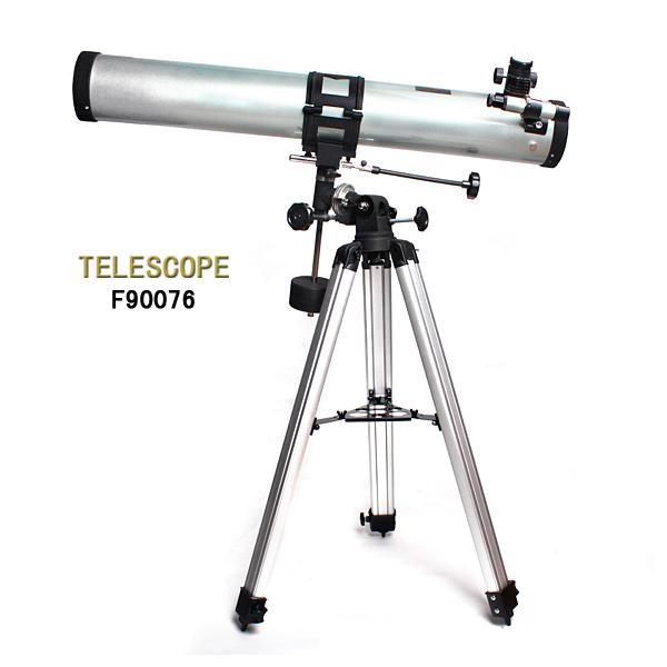 Telescop astronomic profesional retractor cu 4 reglaje F90076 [1]