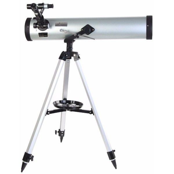 Telescop astronomic reflector F70076, cu trepied reglabil [0]