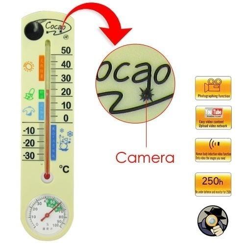 Termometru camera spion x-205 0