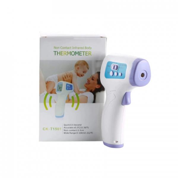 Termometru digital non contact cu infrarosu 3