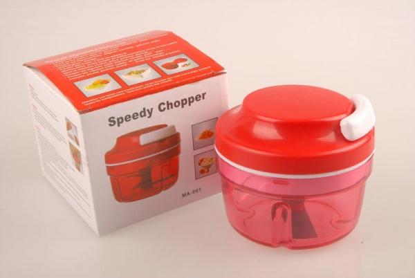 Tocator manual cu snur pentru legume Speedy Chopper [0]